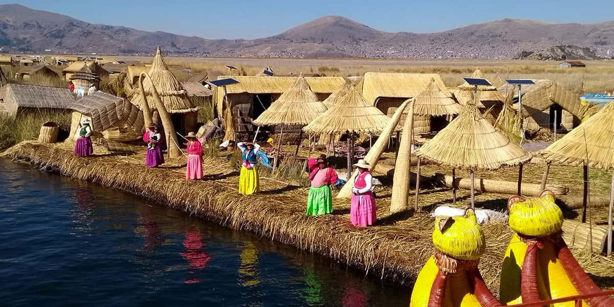 Viagem para o Peru